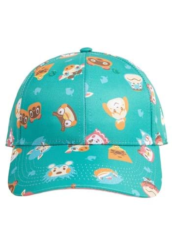 Animal Crossing All Over Print Hat