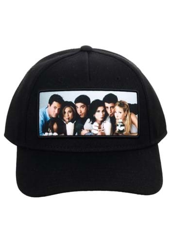 Friends Screen Grab Patch Hat