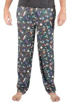 My Hero Academia Chibis All Over Print Sleep Pants