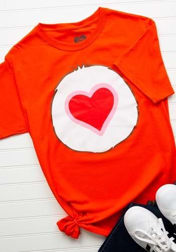 Tenderheart Bear Adult Unisex Costume T-Shirt Update1