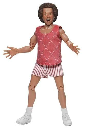 """Richard Simmons 8"""" Clothed Action Figure"""