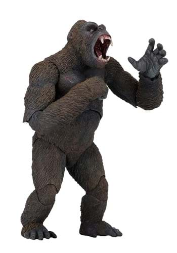 """King Kong 7"""" Scale Action Figure"""