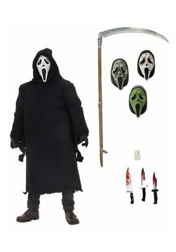 """Scream Ghostface 7"""" Scale Action Figure"""