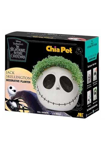 Chia Pet Nightmare Before Christmas Jack Skellington