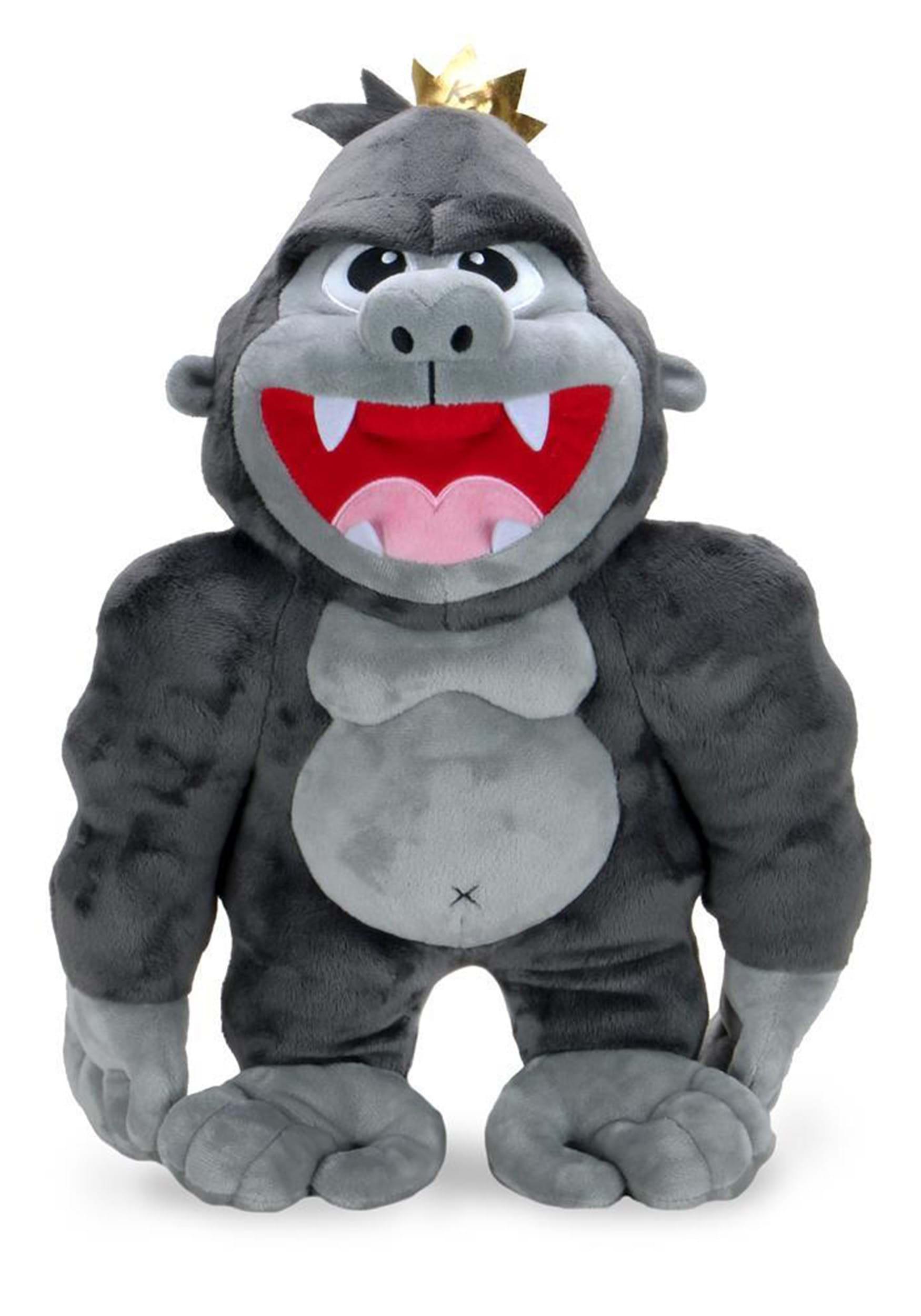 HugMe King Kong Stuffed Figure
