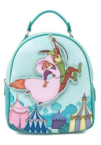 Loungefly Disney Robin Hood Robin Rescues Maid Mar