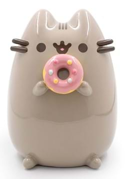 Pusheen Donut Coin Bank