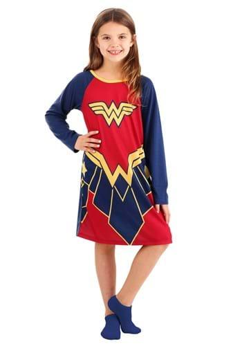 Girls Wonder Woman Nightgown Update 1