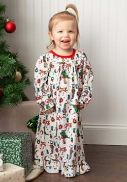 Toddler Girls The Grinch Nightgown Update