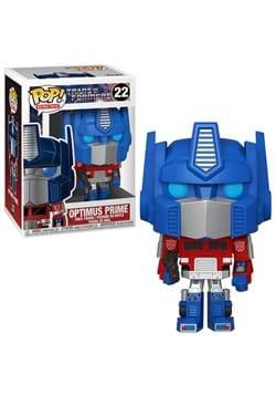 POP Vinyl: Transformers- Optimus Prime