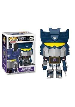 POP Vinyl: Transformers- Soundwave