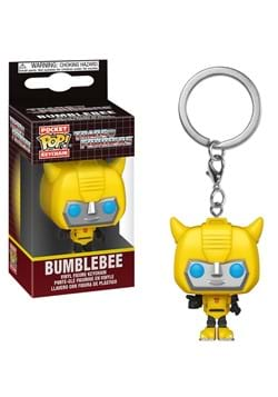POP Keychain Transformers Bumblebee