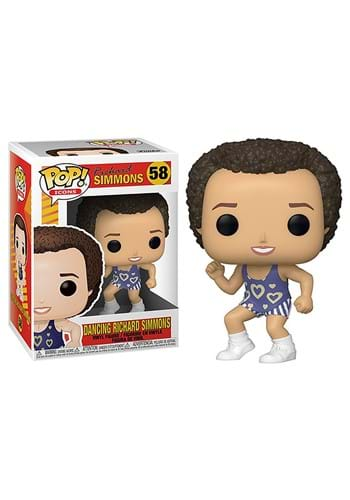 POP Icons: Dancing Richard Simmons