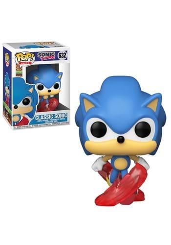 POP Games: Sonic 30th- Running Sonic