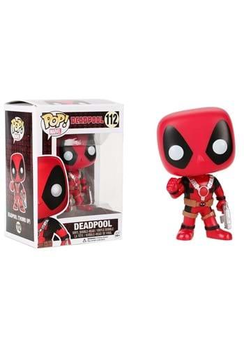 POP Marvel: Deadpool - Thumb Up