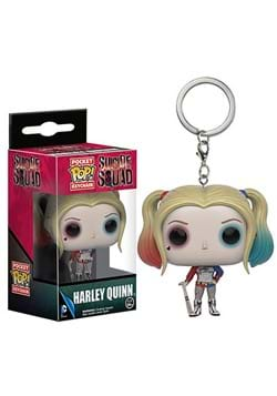 POP Keychain: Suicide Squad - Harley Quinn