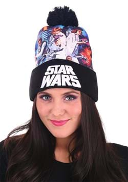 Star Wars Sublimated Crown Beanie Update
