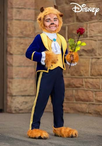 Beauty and the Beast Toddler Beast Costume