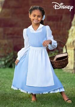 Kids Beauty and the Beast Belle Blue Dress Costume-2