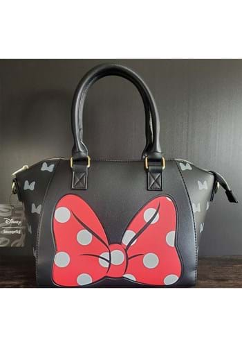 Loungefly Minnie Mouse Bow Crossbody Bag Update