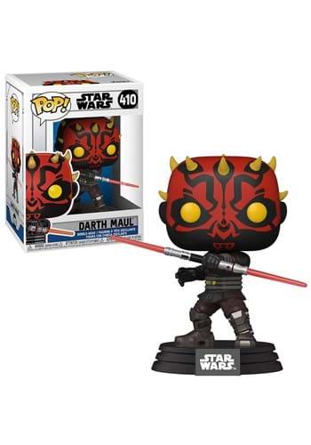 POP Star Wars: Clone Wars- Darth Maul