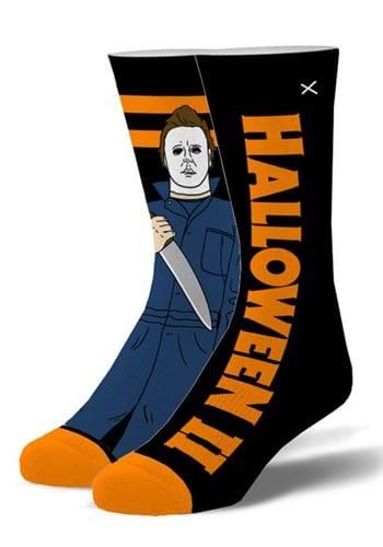 Michael Meyers Knit Socks