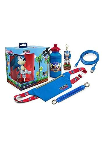 SONIC THE HEDGEHOG DELUXE GIFT BOX