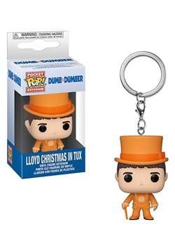 POP Keychain: Dumb & Dumber- Lloyd In Tux