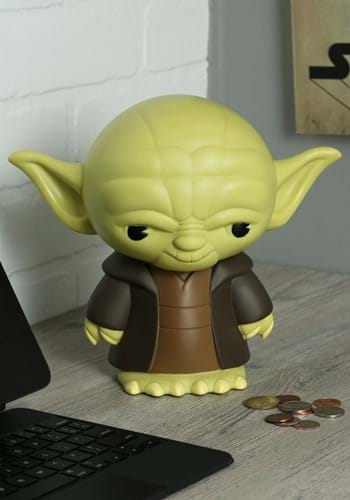Yoda Coin Bank