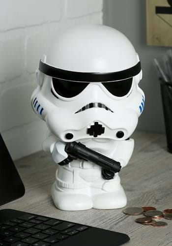 Stormtrooper Coin Bank