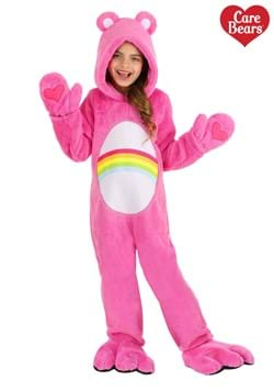 Kids Care Bears Deluxe Cheer Bear Costume