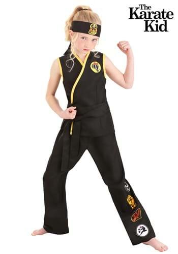 Kids Cobra Kai Costume