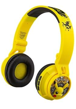 Pikachu Bluetooth Youth Headphones Upd