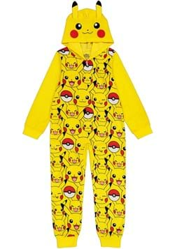 Pokemon Pikachu Blanket Sleeper Main UPD