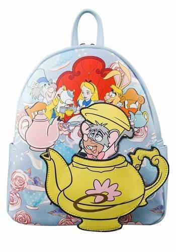 Danielle Nicole Alice in Wonderland Tea Party Backpack Upd