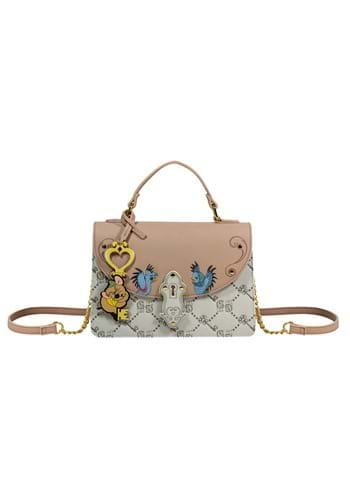Danielle Nicole Cinderella Gus Monogram Crossbody Bag