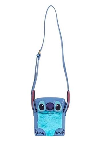Danielle Nicole Disney Lilo Stitch Face Crossbody Bag