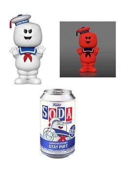 Vinyl SODA: Ghostbusters - Stay Puft w/Chase update