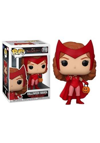 POP Marvel Wanda Vision WANDA HALLOWEEN