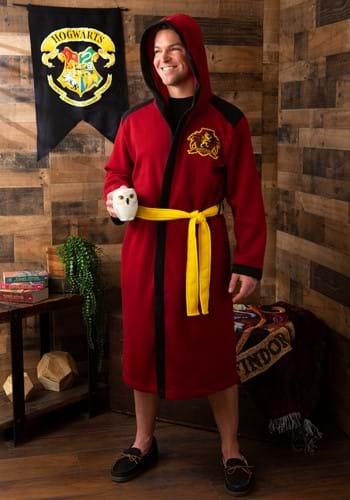 Harry Potter Red Black Gryffindor Robe