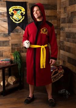 Harry Potter Red Black Gryffindor Robe-1