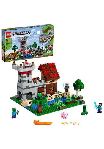 LEGO Minecraft Crafting Box 3.0