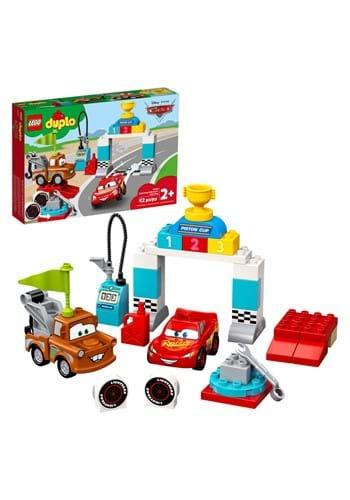 LEGO Duplo Cars Lightning McQueen's Race Day