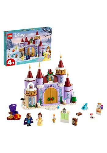 LEGO Disney Belle's Castle Winter Celebration