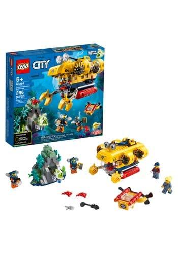 LEGO City Ocean Exploration Submarine