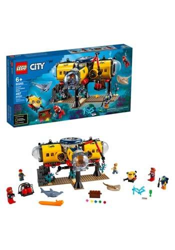 LEGO City Ocean Exploration Base