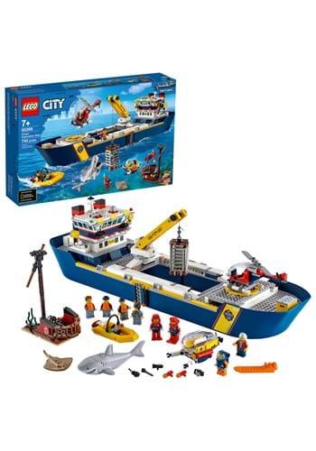LEGO City Ocean Exploration Ship