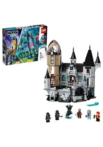 LEGO Hidden Side Mystery Castle Building Set