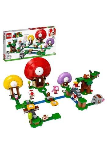LEGO Super Mario Toad's Treasure Hunt Expansion Hunt