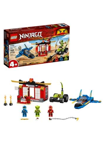 Ninjago Storm Fighter Battle LEGO Set